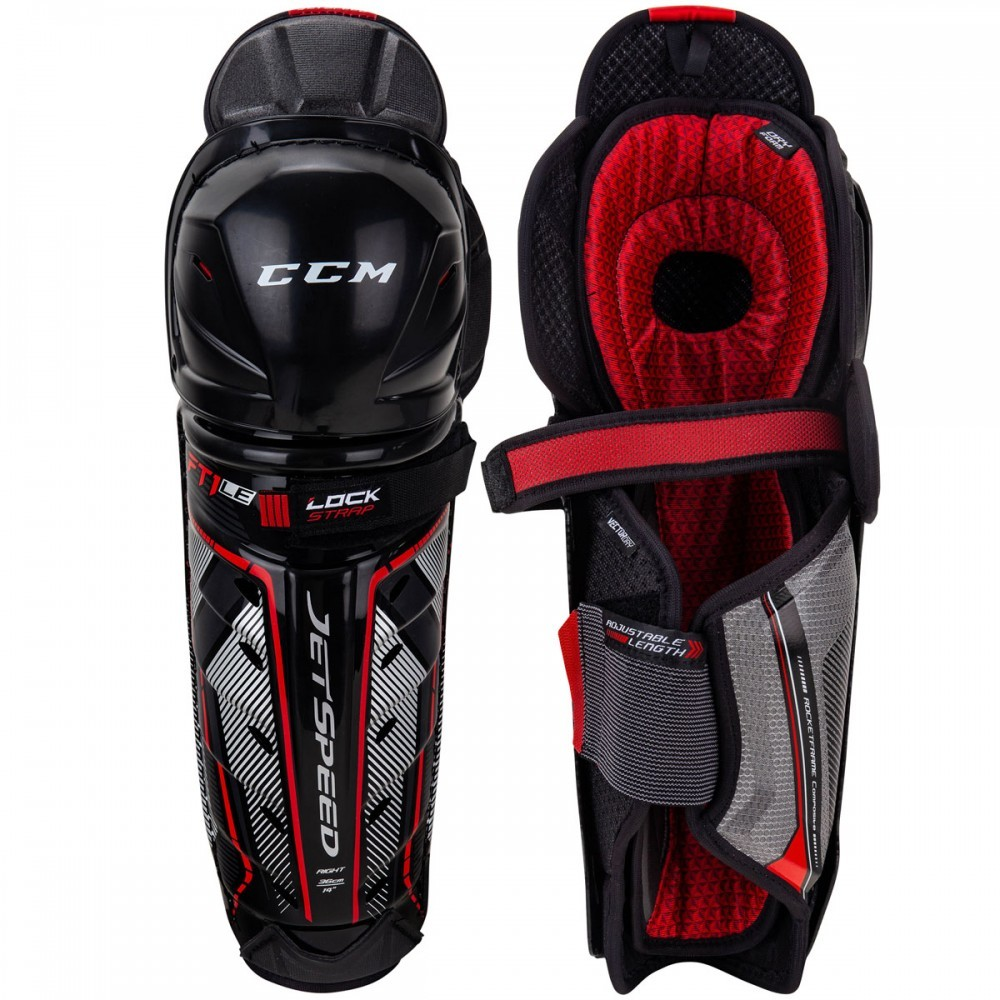 Holeně CCM Jetspeed FT1 JR, Junior, 13""